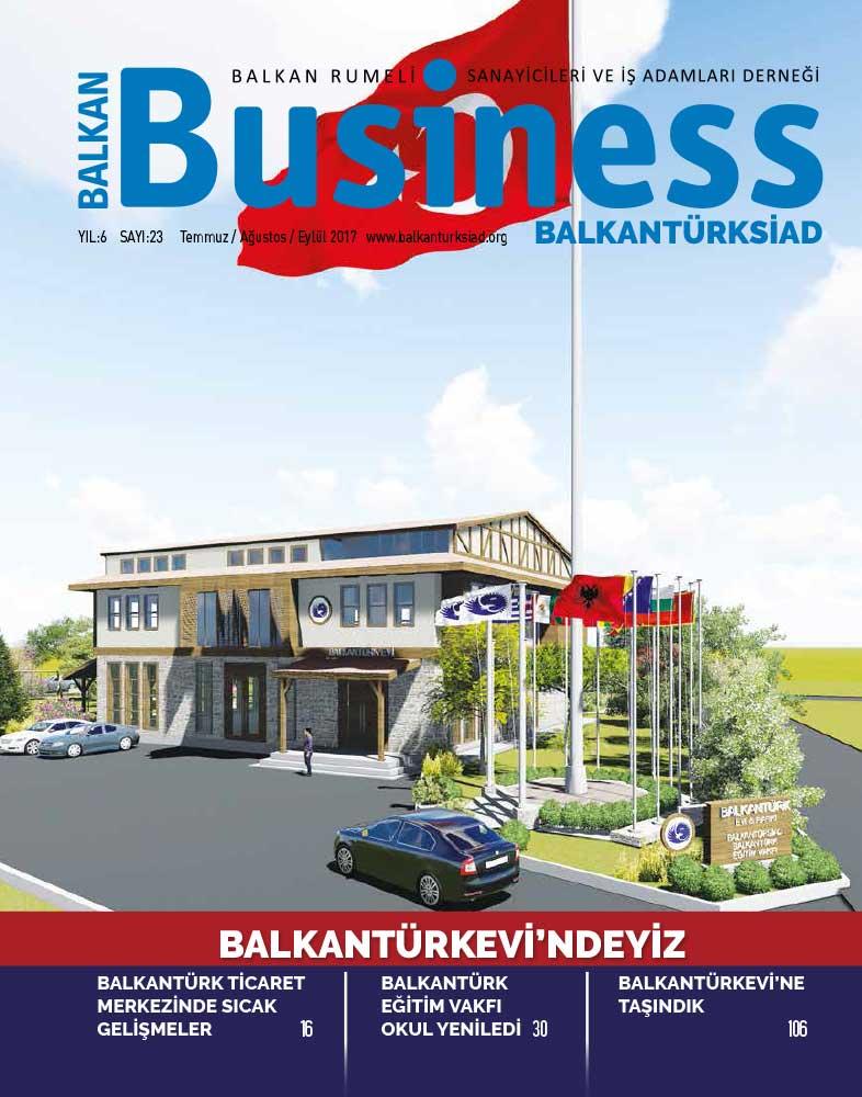 Balkansiad-23-sayı