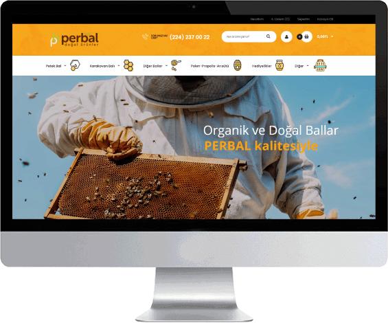 Perbal Website